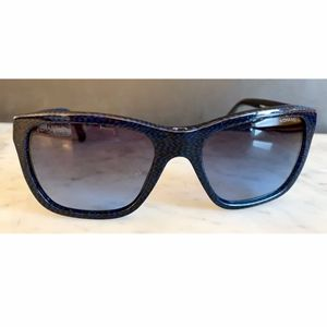 Chanel Sunglasses in Blue/Black (Style 5266)